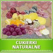 Cukierki naturalne