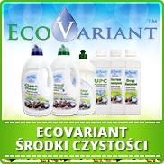 Ecovariant - środki czystości
