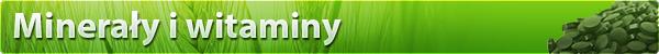 Certyfikaty na minerały i witaminy