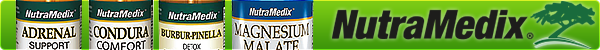 Certyfikat na produkty NutraMedix®