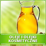 Oleje i olejki kosmetyczne