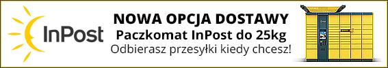 Nowa opcja dostawy - paczkomat InPost