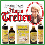 Swedish herbs and Maria Treben products