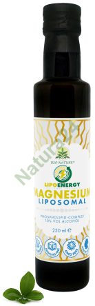 Liposomale Magnesium 700mg w płynie 250ml