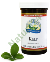 Kelp 100 kapsułek Nature's Sunshine -20%