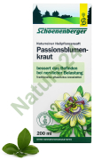 Sok z passiflory Schoenenberger 200ml-20%